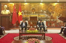 Hanoi expands cooperation with China's Guangdong province