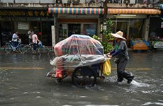 Thailand approves budget for drought, flooding prevention