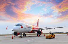 Vietjet announces Da Nang-Taipei direct route