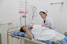 Hospitals honoured for breastfeeding