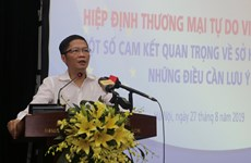 EVFTA to boost intellectual property in Vietnam