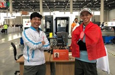 Vietnam wins silver medal at WorldSkills 2019