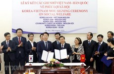 Vietnam, RoK beef up collaboration in social welfare