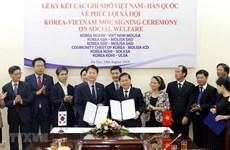 Vietnam, RoK beef up collaboration in social welfare