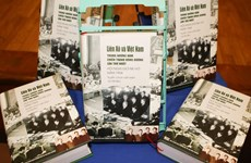 Book on Soviet Union-Vietnam ties in First Indochina War published