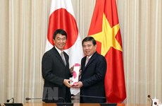 HCM City, Japan's Miyagi prefecture seek ways to deepen partnership