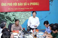 Storm Podul forecast to land in central region on August 30