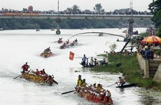 Quang Binh's festivals granted national heritage titles