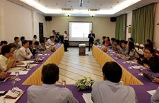 Seminar talks public-private partnership in tourism development