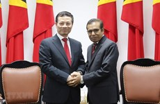 Vietnam, Timor Leste look to promote relations