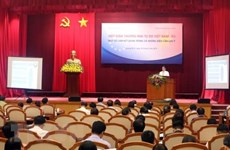 Conference popularises Vietnam's EVFTA commitments