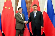 Philippines, China sign six cooperation agreements