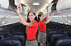 Vietjet's recruitment day to land in Tokyo