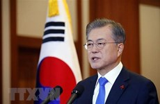 RoK President begins trip to Southeast Asia