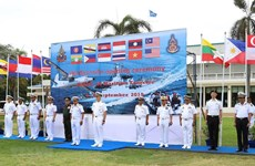 Vietnam attends ASEAN-US naval exercise in Thailand
