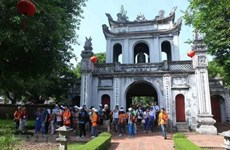 Hanoi greets more than 270,000 visitors during National Day holidays