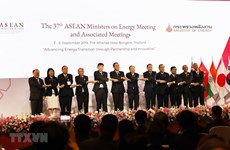 ASEAN energy ministers' meeting kicks off in Bangkok