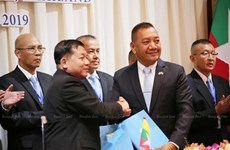 Thailand, Myanmar step up trans-boundary cooperation