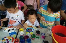 Hanoi children to experience traditional mid-autumn festival