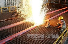Leading steelmaker exports 165,000 tonnes in eight months