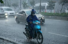 Localities told to stay alert to tropical depression