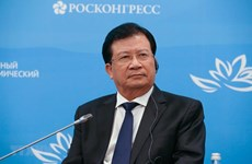 Deputy Prime Minister active at 5th Eastern Economic Forum