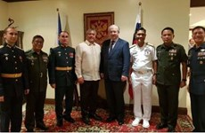 Philippines, Russia expand defence cooperation