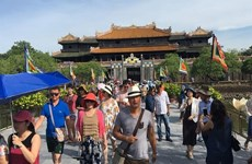 Thue Thien - Hue continues upgrading relics as planned