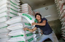 Cambodia exports nearly 133,000 tonnes of rice to China