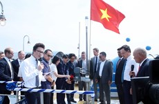 First phase of Duong River surface water plant inaugurated