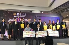 Thailand honours winners of ASEAN 2019 photo contest