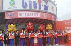 Vietnamese footwear maker Biti's opens first store in Cambodia