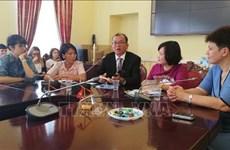 Seminar highlights Vietnamese – Russian literature translation