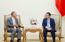 Vietnam welcomes US Gen X Energy's projects: Deputy PM
