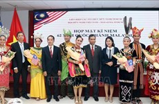 Malaysia's Independence Day observed in HCM City
