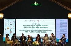 Quang Nam tourism eyes zero plastic waste
