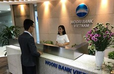 Woori Bank opens five branches in Vietnam