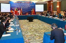 ASEAN nations boost cooperation in fighting drug trafficking at sea