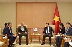 Deputy PM urges British conglomerate to invest more in Vietnam