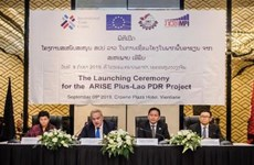 EU programme supports Laos' export