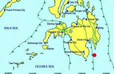 Earthquake jolts southern Philippines
