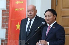 Vietnam's National Day celebrated in Russia