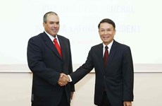 Vietnamese, Cuban news agencies seek stronger partnership