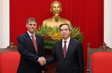 Vietnam values economy-trade cooperation with US: Party official