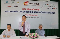 Can Tho to host VietShrimp fair in 2020
