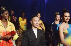 Vietnamese fashion designers showcase works in New York