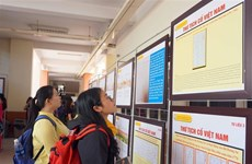 Exhibition on Hoang Sa, Truong Sa opens in HCM City
