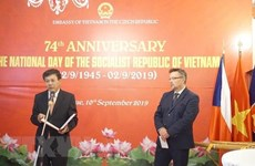 Czech diplomat hails Vietnam's role in global arena