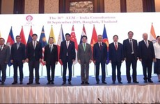 ASEAN, India review free trade agreement on goods