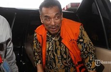 "Indonesia reveals name of suspect in ""oil mafia"" case"